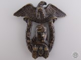 A Rare Wiener Neustadt Flying School Graduate Badge