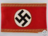 A Reich Level Leiter einer Hauptstelle Armband