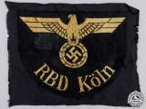 A Reichsbahn Ärmeladler RBD Köln