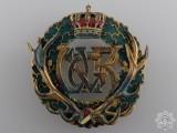 A Romanian Hunter's Merit Badge