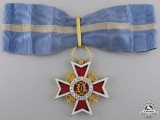 A Romanian Order of the Crown; Commander (1932-1946)