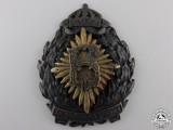 A Royal Bulgarian Military Badge for Excellence; Tsar Boris III
