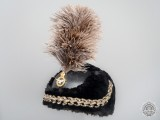 A Royal Canadian Air Force Officer's Parade Helmet; c1921-1939