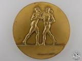 A Royal Navy Boxing Association Medal to Leading Seaman Murray