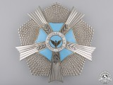 A Rwandan Order of Peace; Grand Officer Breast Star