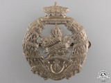 A Second War British Columbia Regiment  Cap Badge