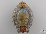 A Second War Bulgarian Observer's Badge