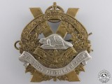 A Second War Calgary Highlanders (Calgary, AB) Cap Badge