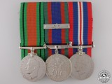 A Second War Canadian Medal Group