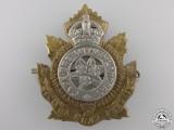 A Second War Cape Breton Highlanders Cap Badge