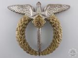 A Second War Czechoslovakian Air Force Badge