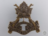 A Second War Fusiliers du St. Laurent Cap Badge   consignment #27