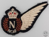 A Second War RCAF Navigator's Wing