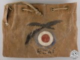 A Second War Royal Canadian Air Force (RCAF) Duffle Bag