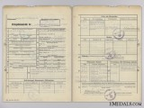 A Service Summary Report for 6th North SS Division Member