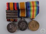 A South Africa & First War Miniature Group