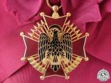 A Spanish Order of Cisneros; Grand Cross