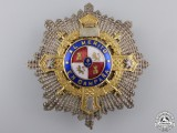 A Spanish War Cross; Breast Star