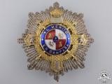 A Spanish War Cross; Breast Star