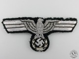 A Tunic Removed Army Officer's Breast Eagle