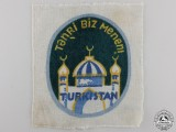 A Turkestan Legion (162nd Division) Arm Shield
