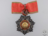 A Turkish Order of Medjidie (Mecidiye); Commander