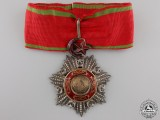 A Turkish Order of Mejidie (Mecidiye); Commander's