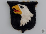 A Uniform Removed American 101st Screaming Eagles Patch