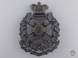A Victorian 43rd Ottawa and Carleton Battalion of Rifles Badge