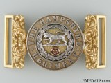 A Victorian Hampshire Regiment Officer's Buckle