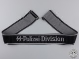 A Waffen SS Polizei-Division Cufftitle