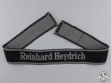 A Waffen SS Reinhard Heydrich Cufftitle