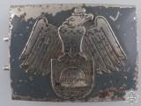 A Weimar Republic Stahlhelmbund Belt Buckle