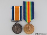 A WWI Pair to the 60th Canadian Infantry