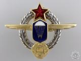 A Yugoslavian Paratrooper's Badge