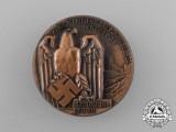 A 1939 NSDAP Kölleda Eckartsberga Kreisappell Badge