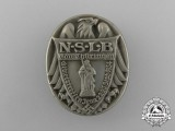 A 1934 NSLB Thüringen Regional Meeting Badge