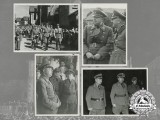 Photos of NS Gauleiter of Lower Franconia Otto Hellmuth