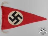 An NSDAP Pennant