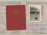 A Large Collection of Documents of SA-Obertruppführer Karl Müller