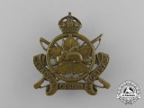 A First War Canadian Corps Cyclists General Service Badge