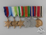 A Second War & Special Constabulary Long Service Medal Grouping