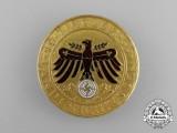 A 1939 Tirol Master Class Target Shooting Marksmanship Badge by Carl Poellath