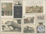 A Set of Issued Luftwaffe Wartime Artwork