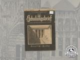 "A 1941 Issue of the Propaganda Magazine ""Der Schulungsbrief"", vol. 8, issues 1&2"
