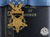An American Army Medal of Honor; Type VI (1964-present) with Case