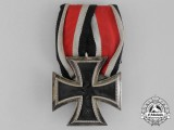 A Parade Mounted Iron Cross 1939 Second Class by Arbeitsgemeinschaft of Hanau