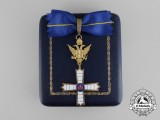 A Spanish Aristocracy of Toledo Order of Merit with Case