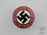 An Early Third Reich Period NSDAP Membership Badge