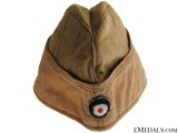 Afrikacorps Overseas Enlisted Cap